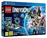 Warner Bros. Interactive Entertainment Lego Dimensions: Starter Pack (PS4) [Importación Inglesa]