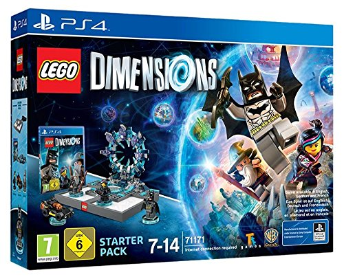 Warner Bros. Interactive Entertainment Lego Dimensions: Starter Pack (PS4) [Importazione inglese]