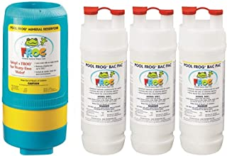Pool Frog Mineral Purifier Replacement In Ground Value Pack