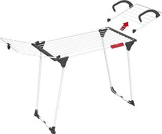 comprar comparacion Vileda Premium 2in1 Tendedero Mesa de Acero y Aluminio, Dimensiones abiertas (LxPxA): 180 x 57 x 91 cm