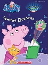 Sweet Dreams, Peppa: A Projecting Storybook