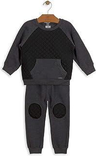 Conjunto Blusão E Calça Moletom Bebê Up Baby