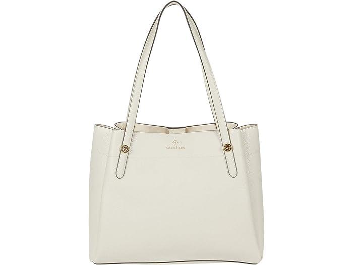 Nanette Lepore Asahi Triple Section Shoulder Bag