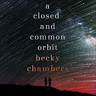 A Closed and Common Orbit     Wayfarers, Book 2              By:                                                                                                                                 Becky Chambers                               Narrated by:                                                                                                                                 Patricia Rodriguez                      Length: 13 hrs and 4 mins     580 ratings     Overall 4.5