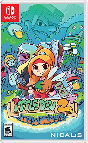 Little Dew 2+ for Nintendo Switch [Importación inglesa]