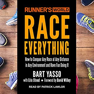 Runner's World Race Everything cover art