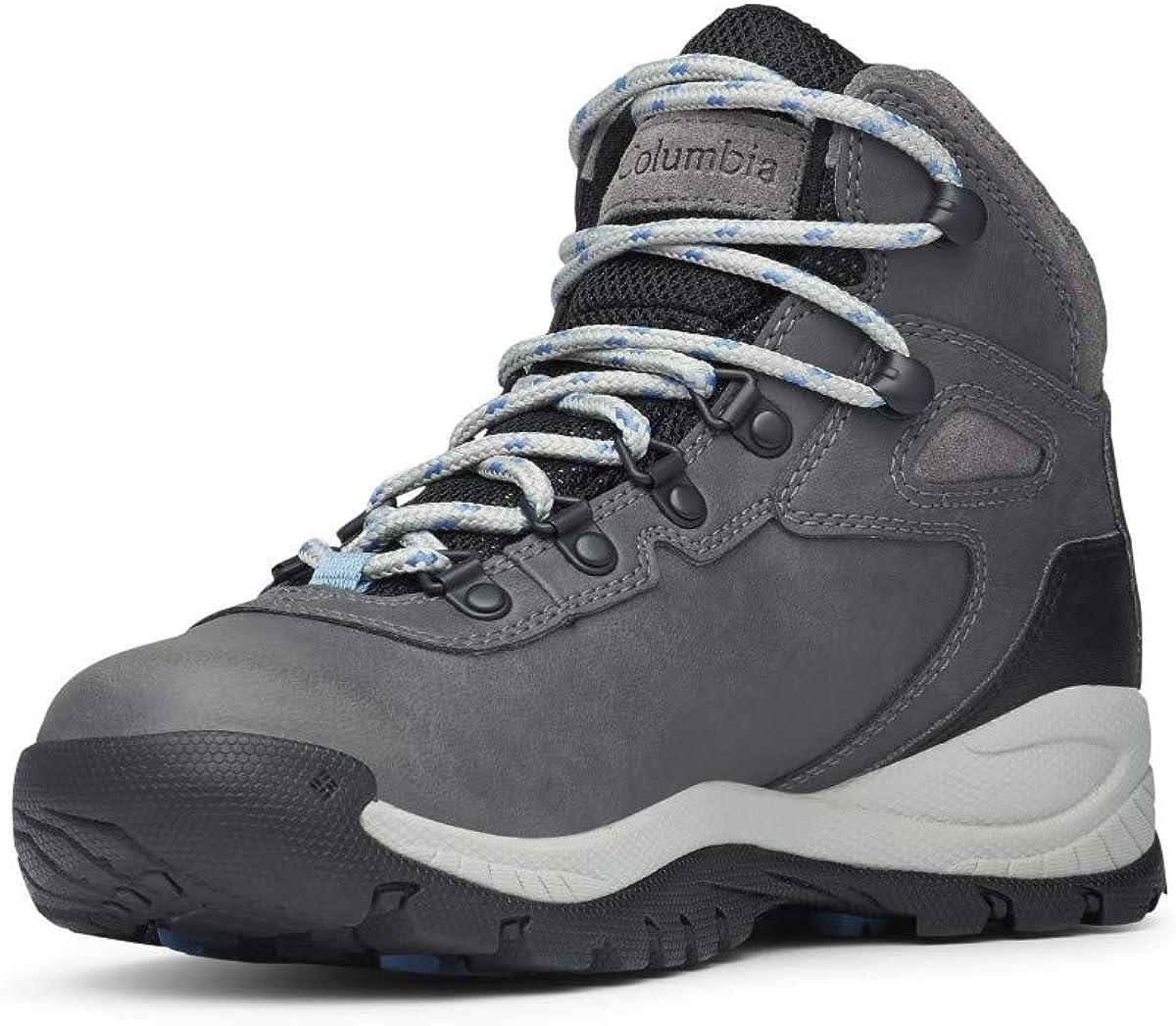 Medium Columbia Womens Newton Ridge Plus Hiking Shoes