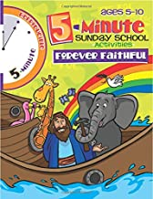 5 Minute Sunday School Activities: Forever Faithful