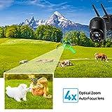 Zoom IMG-1 4x zoom ottico ctronics telecamera