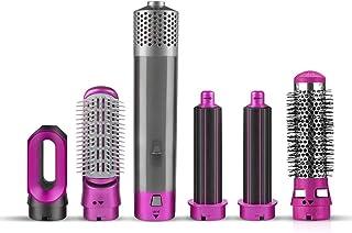 airwrap Hair Styler airwrap Complete Styler 5 in 1 Hair Dryer Brush Set volumizer hot air Brush for Drying straightening C...