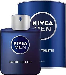 NIVEA MEN Eau de Toilette Colonia para Hombre en Frasco con Lata 1 x 100ml