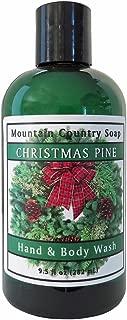 Christmas Pine Hand & Body Wash - 9.5 oz.