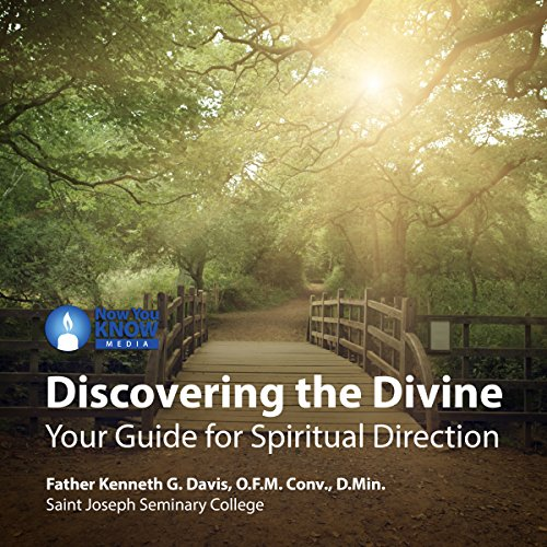 Discovering the Divine audiobook cover art