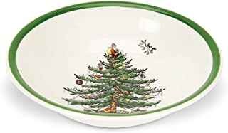 Spode Christmas Tree Ascot Cereal, Set of 4