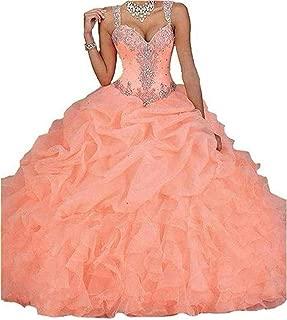 Women's Quinceanera Dress Ball Gownrom Dress