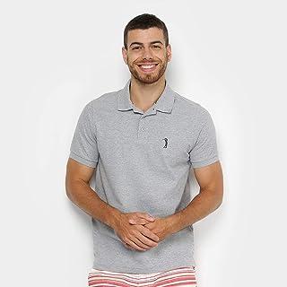 a379f836ab Moda - Prata - Polos   Camisetas e Blusas na Amazon.com.br