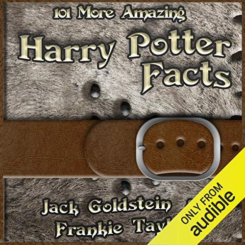 101 More Amazing Harry Potter Facts Titelbild