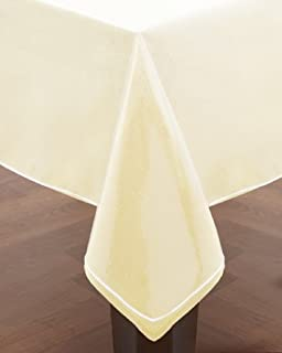 Elaine Karen DELUXE COLLECTION Duty Tablecloth Protector, Oblong 60