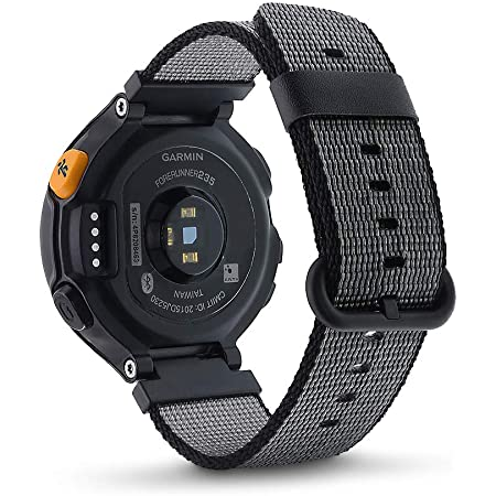 DuiGong Woven Nylon Strap Compatible for Garmin Forerunner 235//735XT Replacement Band with Buckle