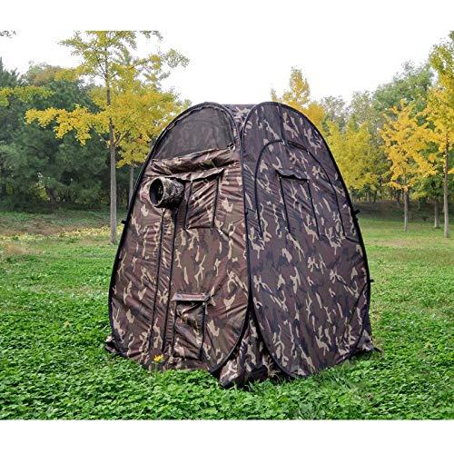 ZFLL outdoor tent Draagbare Privacy outdoor kijken Pop Up Tent Camouflage/UV functie outdoor fotografie tent kijken vogel