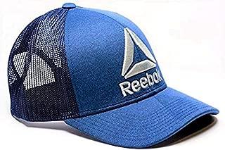 Delta Logo Heathered Snapback Hat
