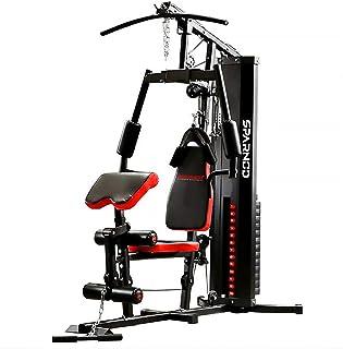 Sparnod Fitness SHG-10000 Multifunctional Luxury Home Gym Station (Free Installation Service)