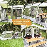 Zoom IMG-1 skandika montana 8 tenda campeggio