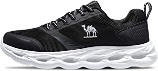 Men's Trail Running Shoes Non Slip Workout Gym Sneakers Comfortable Tennis Athletic Walking Shoes