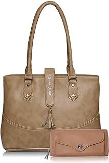 Fristo Women Cream (Handbag Combo)