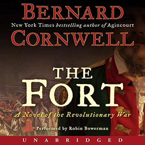The Fort audiobook cover art