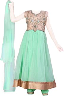Zaffron Girls' Designer Salwar Kameez Dress Indian Party 3 Piece Clothing Sets 4 to 14 Years