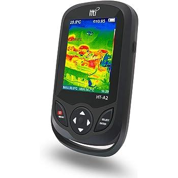 Termografo portatile Baugger Termografo palmare Sensore di temperatura a infrarossi Termocamera a infrarossi digitale