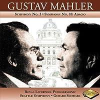 Symphonies 3 & 10 by GUSTAV MAHLER (2012-01-31)