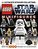 Ultimate Sticker Collection: LEGO® Star Wars: Minifigures: More Than 1,000 Reusable Full-Color Stickers