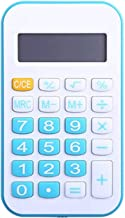 $38 » MDHDGAO Mini Portable Calculator, 8-Digit Battery Office Calculator with Large LCD Display Big Sensitive Button (Color : B...