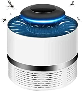Anti Mosquito, TDW Lámpara Led Atrapa Mosquitos USB Mata