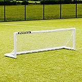 FORZA Portería Hockey sobre Hierba de PVC – Postes 2,4m x 0,8m Impermeables & Autónomos
