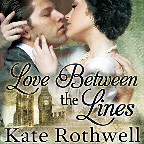 Love Between the Lines audiobook cover art