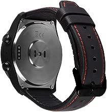 Gooplayer 20MM Smartwatch Band for Huawei Watch 2 /Amazfit Bip/Amazfit A1612B Pace/Huawei Watch GT/Huawei Honor Watch Magic/Samsung Galaxy Watch/Ticwatch Pro/Samsung Gear S3