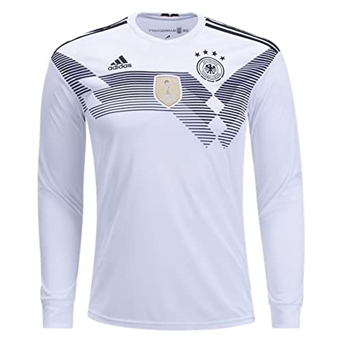 c7f92101908 adidas Men s Soccer Germany Home Long Sleeve Jersey