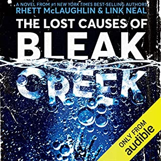 The Lost Causes of Bleak Creek cover art