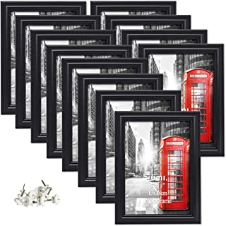 Amazon Co Uk Black Picture Frames
