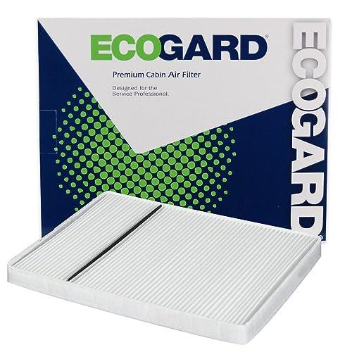 ECOGARD XC35448 Premium Cabin Air Filter Fits Buick LeSabre 2000-2005, Lucerne 2006-2011 | Cadillac DeVille 2000-2005, DTS 2006-2011 | Oldsmobile Aurora 2001-2003 | Pontiac Bonneville 2000-2005