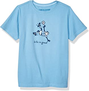 Life is Good Boys Vintage Crusher T-Shirt