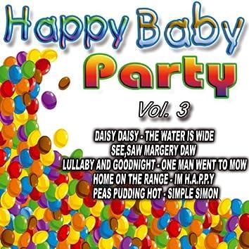 Happy Baby Party Vol. 3