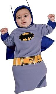Rubie's Unisex Batman, Baby, Multicoloured