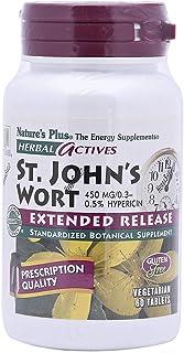 Nature's Plus Herbal Actives St. John'S Wort, 450 Mg Hypericin 60S
