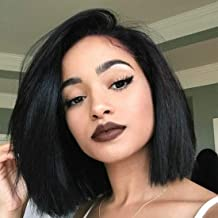 Best right side part bob Reviews