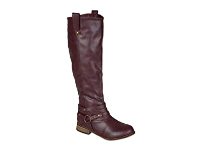 Journee Collection Walla Boot Wide Calf Women