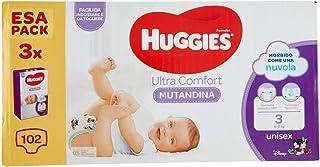paquete de 84 pa/ñales Huggies Pa/ñales Ultra Comfort Talla 5 11-25 kg